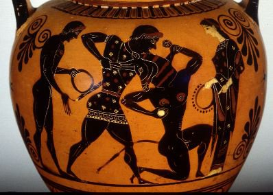 Hellenic Period The Labors Of Hercules