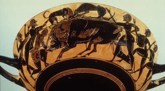 Erymanthian Boar Hercules