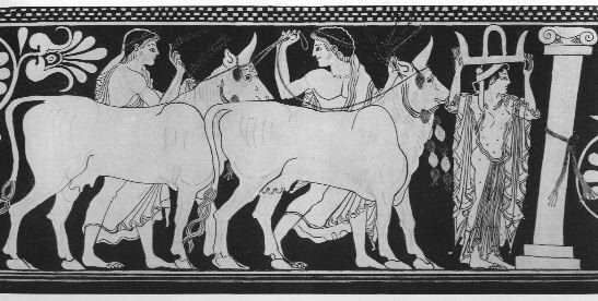 Fabulous Hercules Fifth Labor The Augean Stables Download Free Architecture Designs Scobabritishbridgeorg