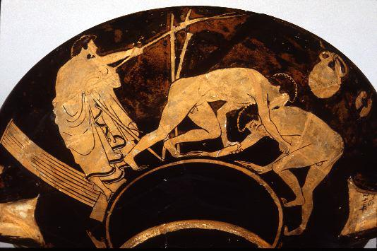 Ancient Sports Pentathlon