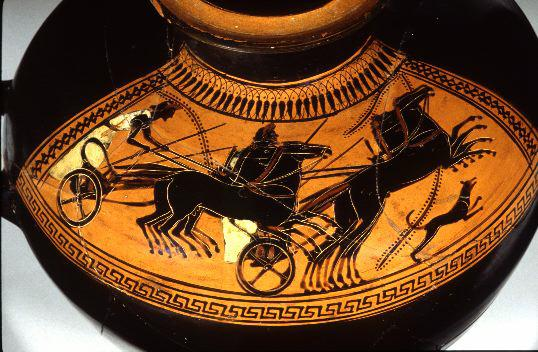 ancient greek olympic games sports